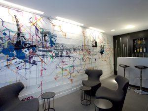 architecture intérieure- agence del in basée à Lyon
